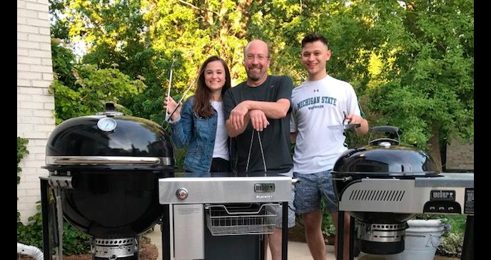 Create A Memorable Father's Day Around the Grill